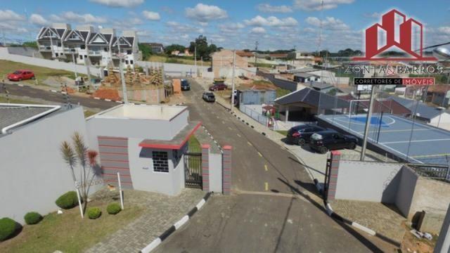 Loteamento/condomínio à venda em Gralha azul, Fazenda rio grande cod:TE00008 - Foto 3