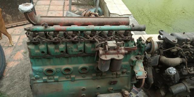 Bloco Limpo do Motor 06 Cil Mwm 226/229 F350 F100 F1000 F4000