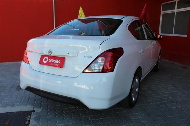 Nissan Versa 1.0 Conforto mec 17/18 ( - Foto 4