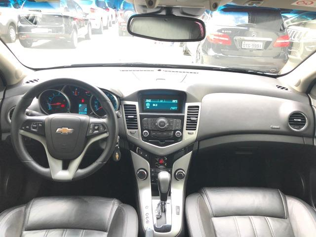 Gm - Chevrolet Cruze 1.8 LT 16V 2014/2015 Prata - Foto 8