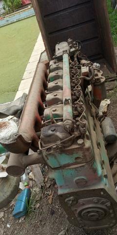 Bloco Limpo do Motor 06 Cil Mwm 226/229 F350 F100 F1000 F4000 - Foto 7