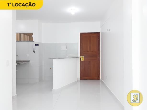Apartamento para alugar com 2 dormitórios em Cidade dos funcionários, Fortaleza cod:50393 - Foto 6