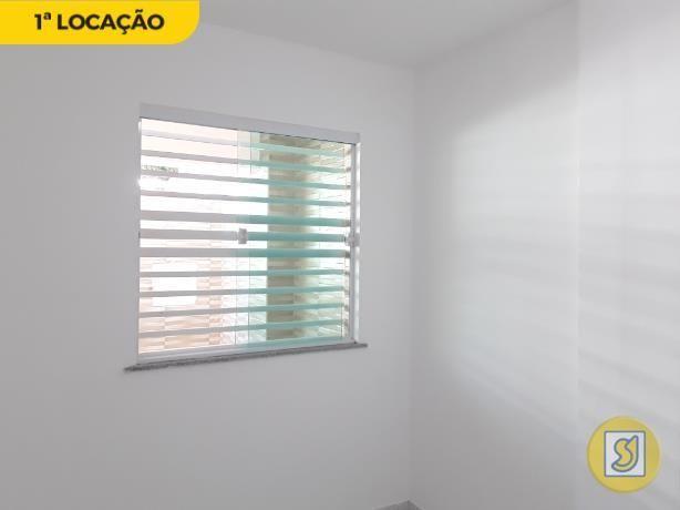 Apartamento para alugar com 1 dormitórios em Cidade dos funcionários, Fortaleza cod:50386 - Foto 6
