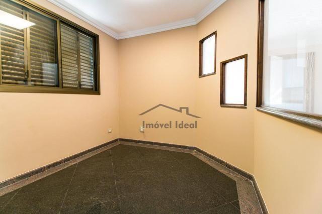 Cobertura com 4 dormitórios à venda, 564 m² por R$ 2.300.000 - Alto da Glória - Curitiba/P - Foto 7