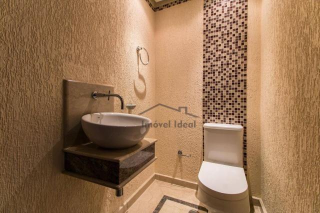 Cobertura com 4 dormitórios à venda, 564 m² por R$ 2.300.000 - Alto da Glória - Curitiba/P - Foto 9