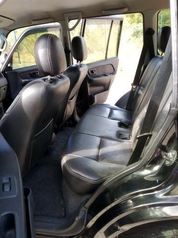 Pajero TR4 2012 automático, completo, GNV, 2° dono! - Foto 12