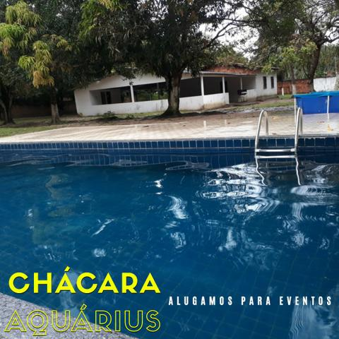 Chácara Aquárius- Alugamos para eventos - Foto 2