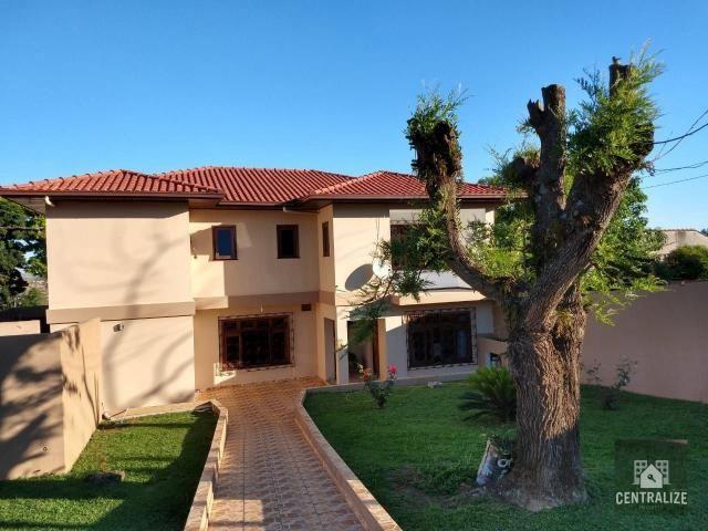 Casa à venda com 4 dormitórios em Jardim carvalho, Ponta grossa cod:1687 - Foto 2