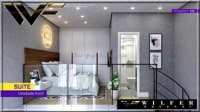 Apartamento à venda com 2 dormitórios em Campo comprido, Curitiba cod:w.a10820 - Foto 3
