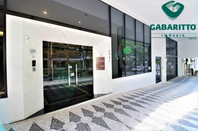 Apartamento à venda com 3 dormitórios em Champagnat, Curitiba cod:91267.001 - Foto 2