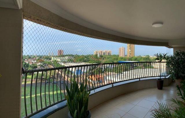Apartamento com 4 dormitórios à venda, 216 m² por R$ 970.000,00 - Parque Monjolo - Foz do  - Foto 5