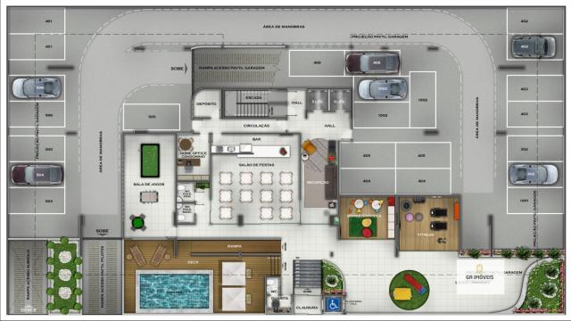 Apartamento à venda, 3 quartos, 2 vagas, Ponta Verde - Maceió/AL - Foto 8