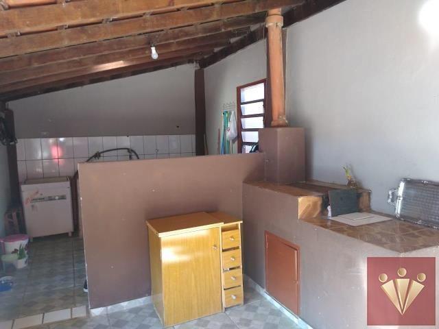 Casa com 3 dormitórios à venda por R$ 240.000 - Jardim Alvorada - Mogi Guaçu/SP - Foto 4