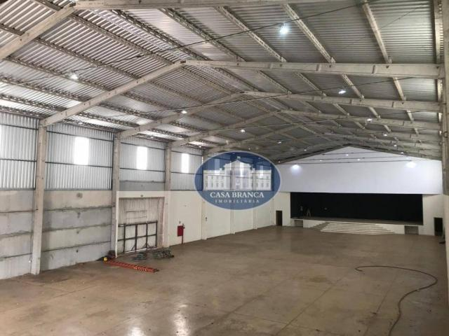 Barracão para alugar, 1500 m² por R$ 12.000,00/mês - São João - Araçatuba/SP - Foto 2