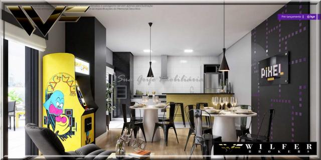 Apartamento à venda com 2 dormitórios em Campo comprido, Curitiba cod:w.a10820 - Foto 4