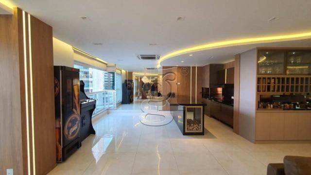 Apartamento com 3 dormitórios à venda, 183 m² por R$ 1.380.000,00 - Maison Legacy - Londri - Foto 4