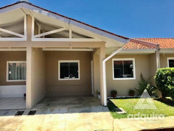 Casa em condomínio com 2 quartos no Residencial Ebenezer - Bairro Estrela em Ponta Grossa - Foto 2