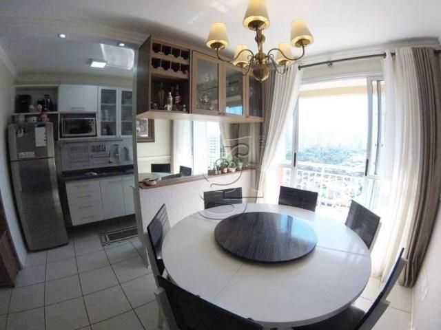 Apartamento com 3 dormitórios à venda, 67 m² por R$ 275.000 - Edifício Garden Belvedere -  - Foto 3