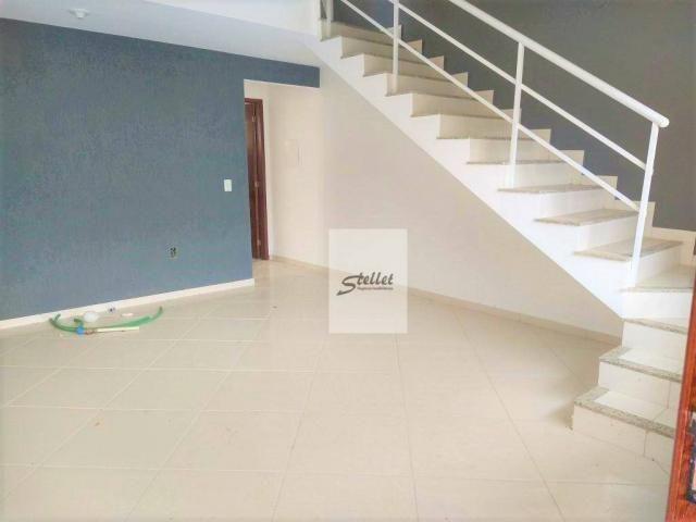 Casa à venda com 2 dormitórios em Chácara mariléa, Rio das ostras cod:CA0926 - Foto 3