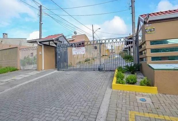 Linda Casa 03 quartos c/suite terreno 02 vagas no Santa Candida Curitiba - Foto 16