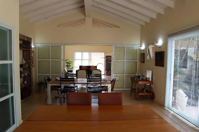 Casa com 3 dormitórios à venda, 338 m² por R$ 1.200.000,00 - Condomínio Villagio do Engenh - Foto 8