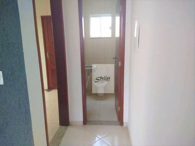 Casa à venda com 2 dormitórios em Chácara mariléa, Rio das ostras cod:CA0926 - Foto 5