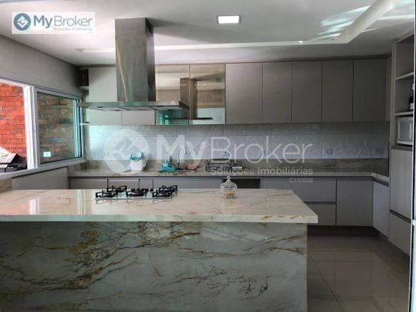 Casa com 4 dormitórios à venda, 350 m² por R$ 1.700.000,00 - Condomínio do Lago - Goiânia/ - Foto 2