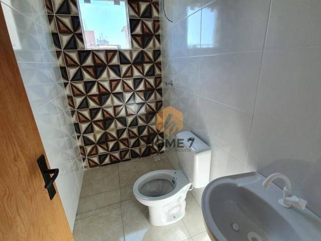 Sobrado à venda, 90 m² por R$ 320.000,00 - Sítio Cercado - Curitiba/PR - Foto 16