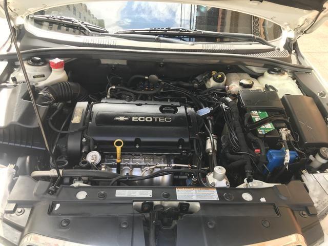 Chevrolet Cruze Sedã 2014 - GNV- IPVA 2020 ok - Automático - Banco em couro - Foto 6