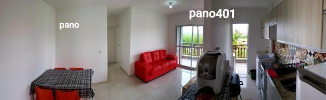Apartamento mobiliado completo 2 quartos vista mar 100 mt do centro do cumbuco ce brasil - Foto 7