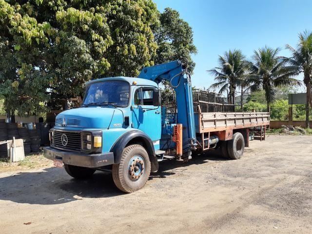 Caminhão munk 12 toneladas