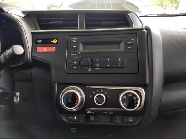HONDA FIT 2016/2017 1.5 LX 16V FLEX 4P AUTOMÁTICO - Foto 9