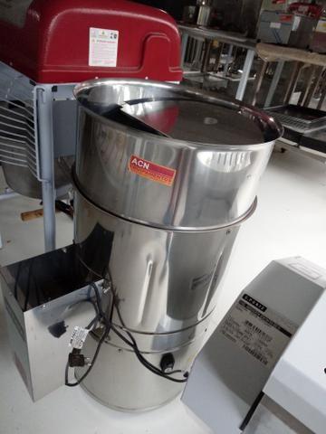 Descascadeira de batatas puro inox 12 kg - Foto 2