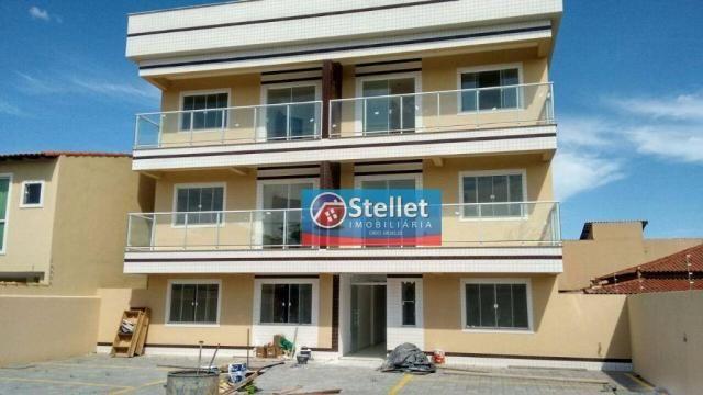 Apartamento com 2 dormitórios à venda, 70 m² por R$ 200.000,00 - Atlântica - Rio das Ostra - Foto 3