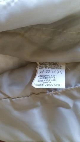 Jaqueta de couro Legítimo - Foto 2