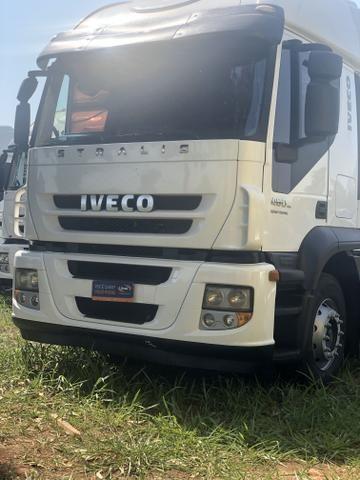 Iveco 460 6x4 Automático - Foto 2