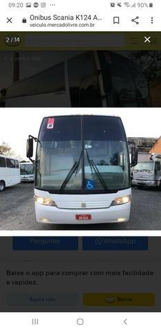 Ônibus scania K124 - Foto 2