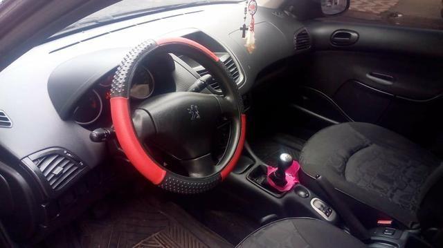 Peugeot 207 Flex ano 2010 completo - Foto 2