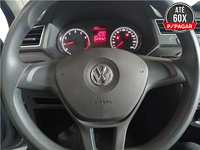 Volkswagen Voyage 1.6 msi totalflex 4p manual - Foto 9