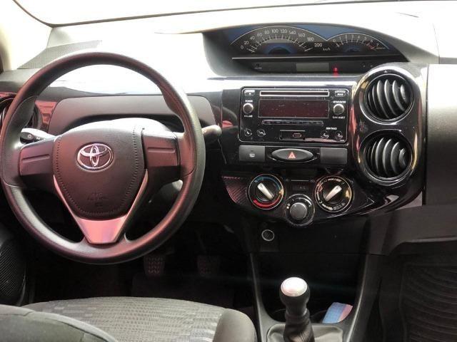 Vendo Toyota Etios Sedã X 1.5 2016 - Foto 6