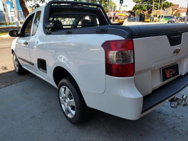 Chevrolet Montana Ls 1.4 8v 2015 - Foto 5