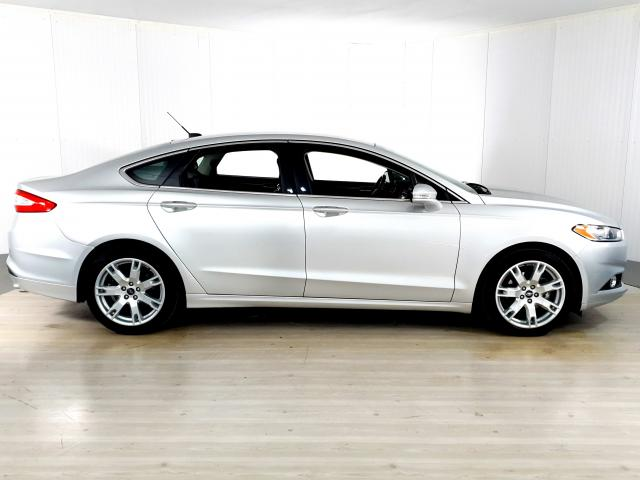 Ford Fusion 2.5L I-VCT Flex Aut. - Prata - 2014 - Foto 4
