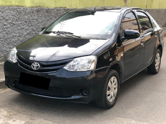 Vendo Toyota Etios Sedã X 1.5 2016