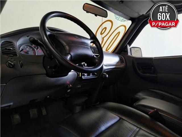 Ford Ranger 2.3 xls 16v 4x2 cd gasolina 4p manual - Foto 8