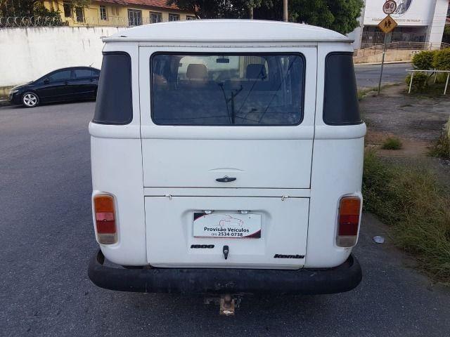 VW - Kombi 1.6 9 Lugares - Foto 6