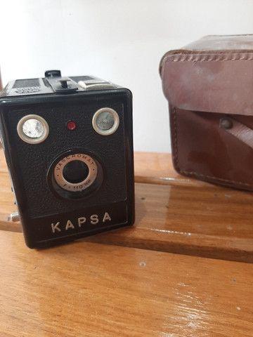 Camera Filmadora Antiga - Foto 3