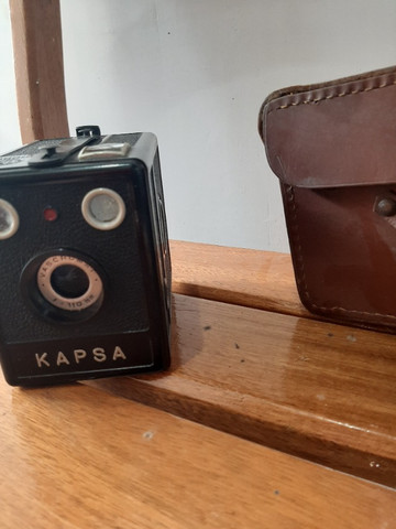 Camera Filmadora Antiga - Foto 2