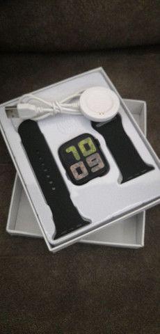 Smartwatch X7 Preto  - Foto 4