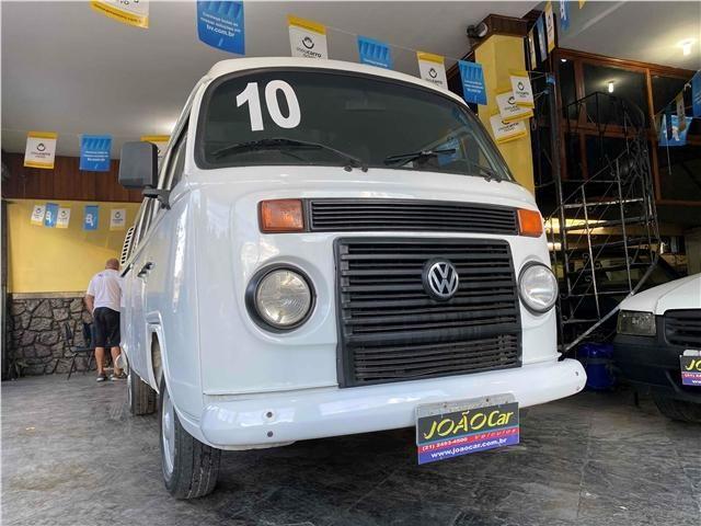 Volkswagen Kombi 1.4 mi std 8v flex 3p manual - Foto 10