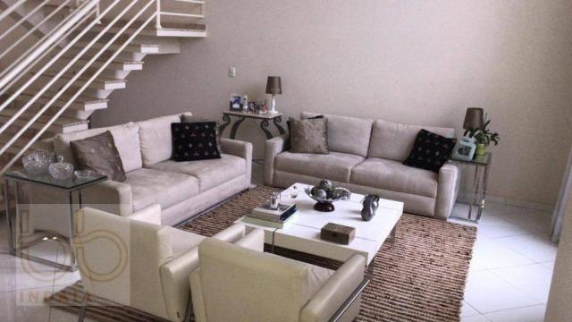 Casa com 3 dormitórios à venda, 336 m² por R$ 1.120.000,00 - Condomínio Amstalden Residenc - Foto 7